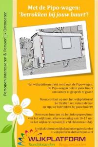 flyer introductie Pipo-wagen 28 febr 2015